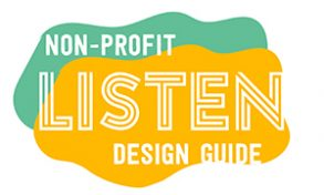 Listen: Design Guide for Non-Profits